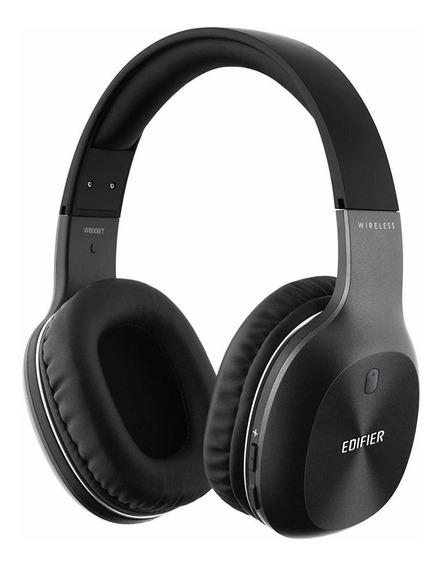 Fone de ouvido inalámbricos Edifier W800BT preto