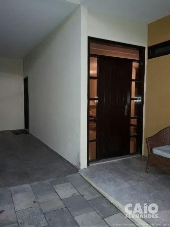Casa Em Condomínio Fechado Em Candelária - Cav 27528