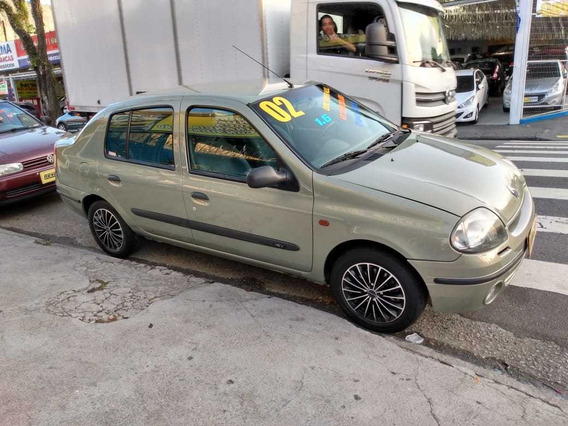 Renault Clio Sedan Rt 1.6 2002