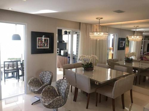 Apartamento 98m², 2 Dormitorios, 2 Suíte, 2 Vagas - Vila Clementino - Ap10687