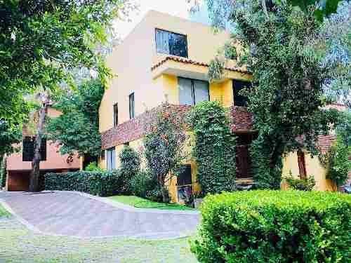 Casa En Venta En Santa Fe, Cdmx