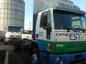 Ford Cargo 1722 2009 Toco Chassis 75000 So Pra Venda