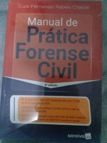 Manual De Prática Civil - Luis Fernando Chacon
