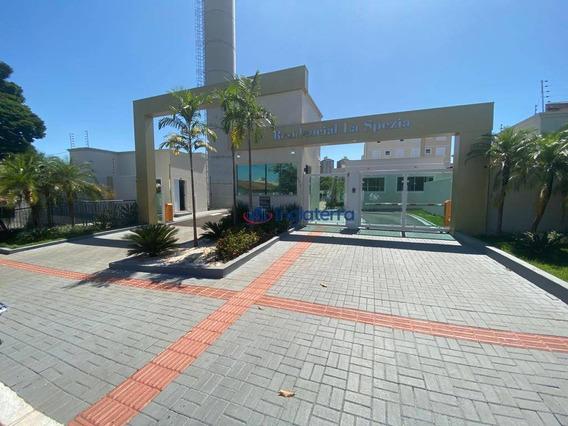 Apartamento Com 2 Dormitórios Para Alugar, 42 M² Por R$ 700,00/mês - Esperança - Londrina/pr - Ap1014