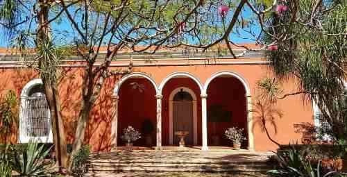 Hacienda En La Ciudad De Merida
