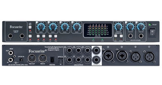 Placa De Audio Focusrite Saffire Pro26 Interface