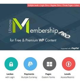 Ultimate Membership Pro 6.0