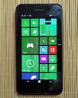 Celular Nokia Lumia 630 Tv Dual Sim +cartão 16gb+fone+brinde