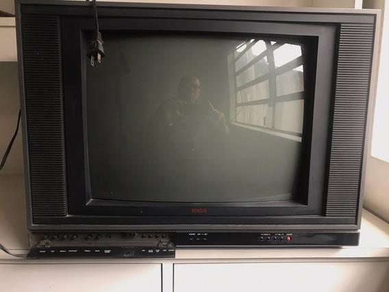 Televisor Rca 20 Estereo Convencional