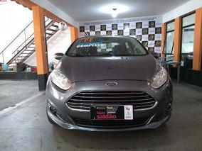 Ford New Fiesta Sedã 1.6 Titanium Automático 2014