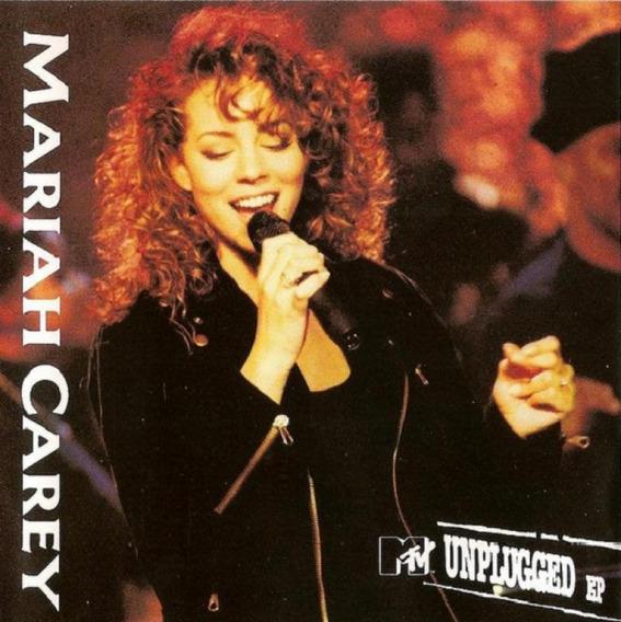 Mariah Carey Mtv Unplugged - Cd Pop
