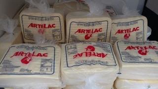 Muzzarella Artelac La Mejor Excelente Rinde Y Sabor Hilada