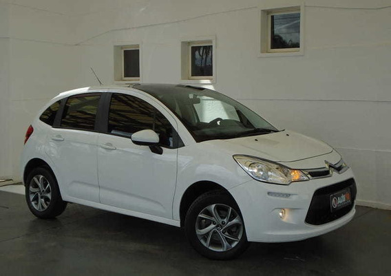 Citroen C3 Tendance Pure Tech 1.2 Flex 12v Mec