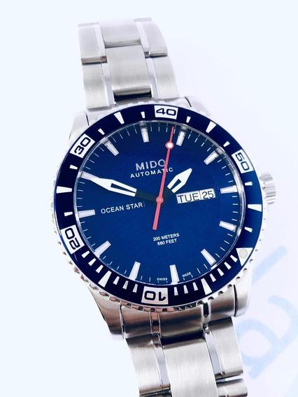 Reloj Mido Ocean Star Automático