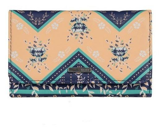 Billetera Roxy Juno Printed 3201128004 Caz