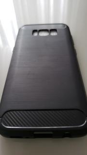 Capa Fibra Fosca Anti Impacto Samsung Galaxy S8