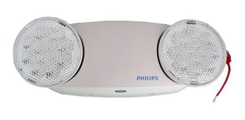 Lampara Emergencia Led Recargable R3 2.4w Philips Original