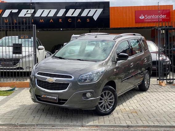 Chevrolet Spin Advantage 1.8 8v Econo.flex 5p Mec