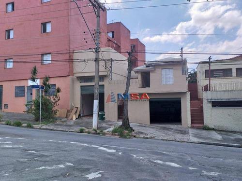 Terreno À Venda, 270,00  M² At - Vila Romana - São Paulo/sp - Te0126