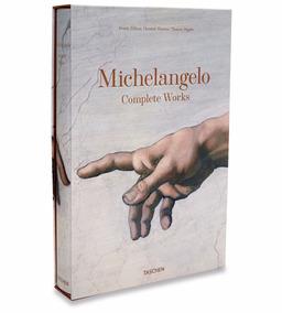 Michelangelo Complete Works Importado Inglês Taschen