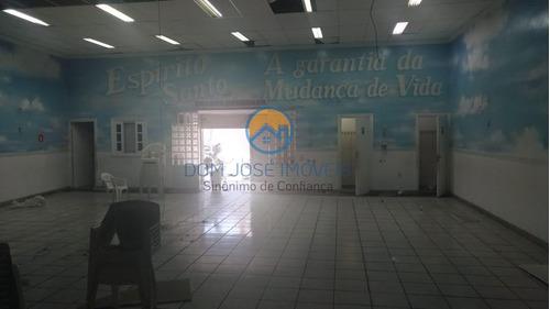 Galpão Para Locação Em Taboão Da Serra, Jardim Santa Cruz, 8 Banheiros - D260_2-1038587