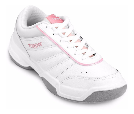 Zapatillas De Nena Topper Tie Break Ll 28322 Cbl