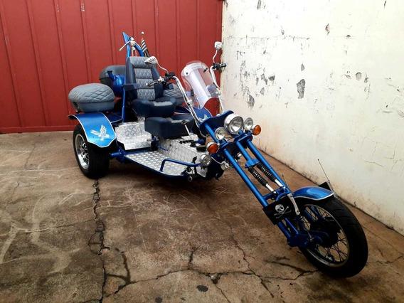 Triciclo Vw 1600