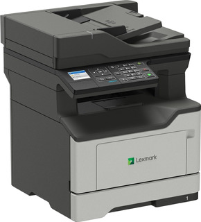 Impresora Laser Lexmark Wifi Copia Gtia Oficial