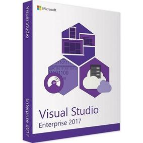 Visual Studio Enterprise 2017 32/64-bit Original