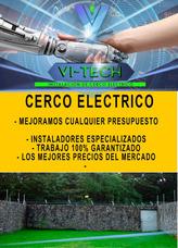 Instalaciòn De Cerco Eléctrico