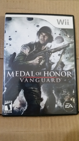 Medal Of Honor Vanguard Nintendo Wii