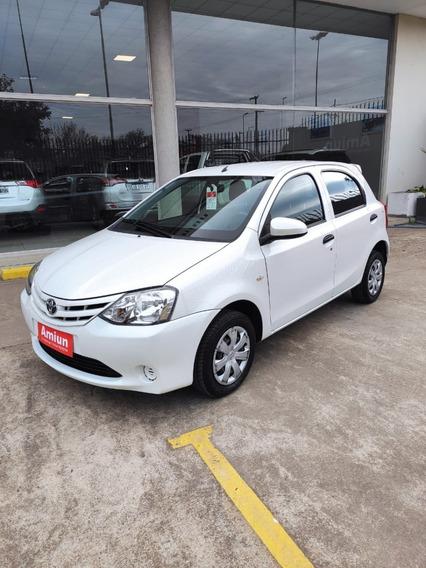 Toyota Etios X 1.5 5p 2016