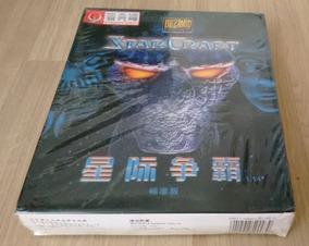 Starcraft Big Box Chinês E Lacrado ( Original Blizzard )