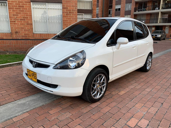 Honda Fit 2006 Mt A.c