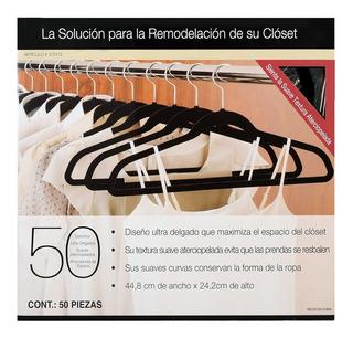 Cohesion Products Set De 50 Ganchos Con Terciopelo