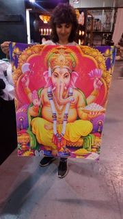 Tapiz Deidades India 1mt.x 1,40cm.-exclusivos