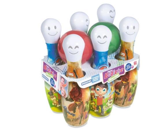 Super Boliche Divertidos - Brinquemix