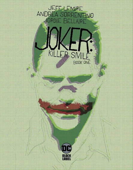 Joker: Killer Smile Book 1 De 3 (2019) Dc Black Label