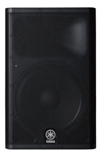 Parlante Yamaha DXR15 Black 100V/240V