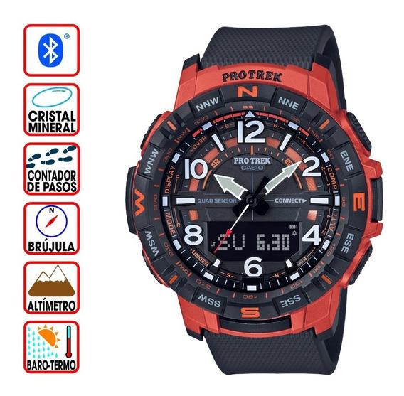 Reloj Casio Protrek 3 Connected Prt-b50-4