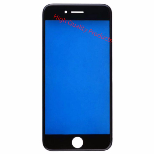 Apple iPhone 7 Plus Cristal Frontal Negro (only)