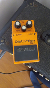 Pedal Boss - Ds-1 Distortion