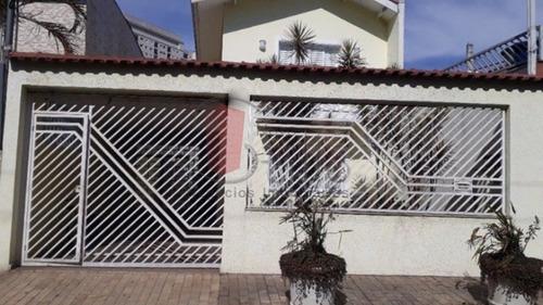 Imagem 1 de 15 de Sobrado - Catumbi - Ref: 10606 - V-10606