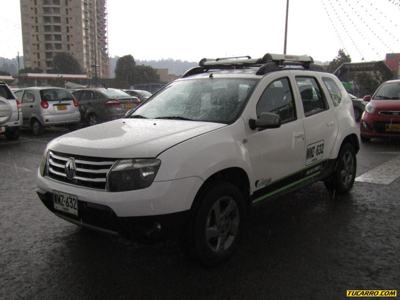 Duster Duster Dynamoque Mt 2000cc Aa 4x4