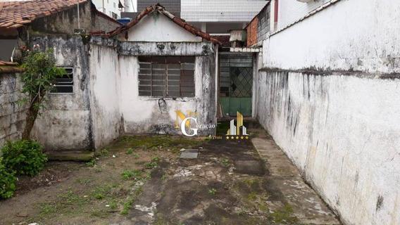 Terreno À Venda, 6 X 24.5m² Localização Privilegiadapor R$ 170.000 - Ocian - Praia Grande/sp - Te0002