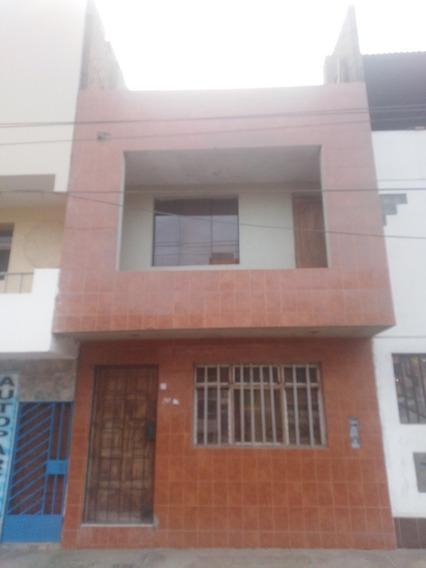 Vendo Casa 2 Pisos En La Esperanza - Trujillo