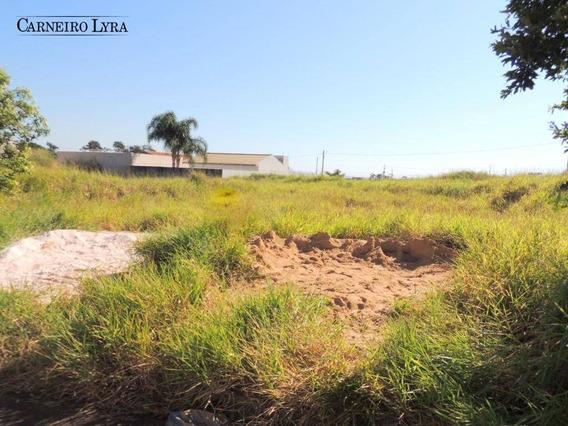 Terreno À Venda, 360 M² Por R$ 123.000 - Jardim Juliana - Jaú/sp - Te0184