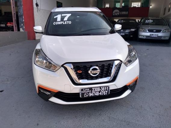 Nissan Kicks 2017 Série Rio 1.6