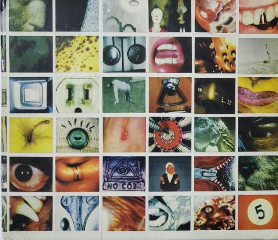 Pearl Jam - Cd - No Code - Import/novo/lacrado/digipack