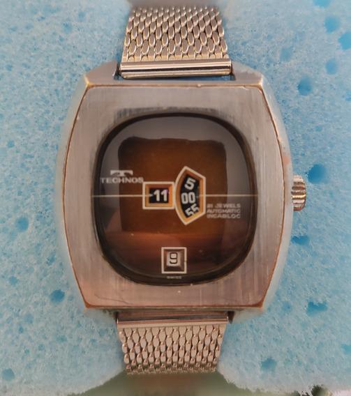 Relógio Technos Vintage - Raro